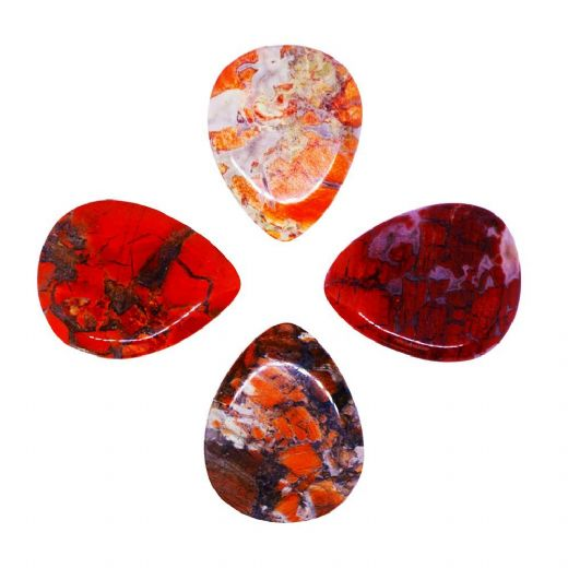 Prism Tones Poppy Jasper 4 Guitar Picks
